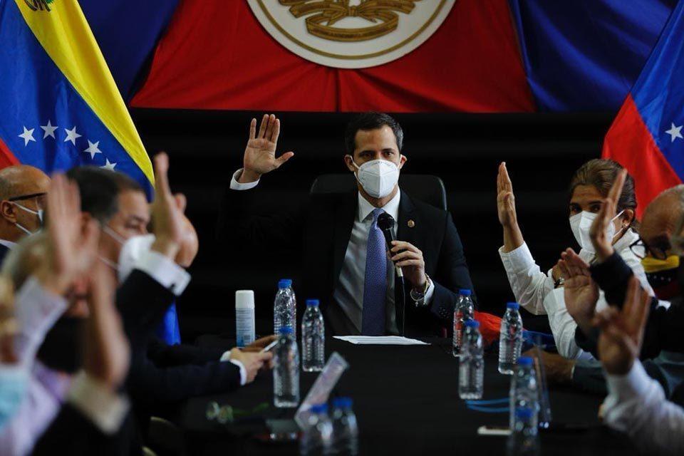 comisión delegada AN de Guaidó venezolanas migrantes activos en el exterior Argentina