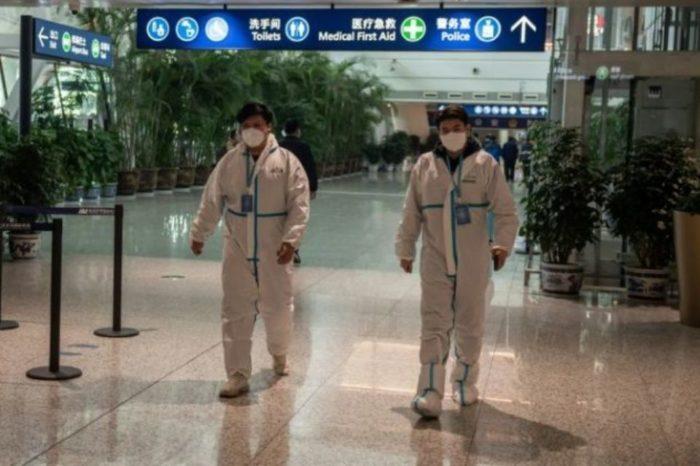 Expertos de la OMS llegaron a Wuhan
