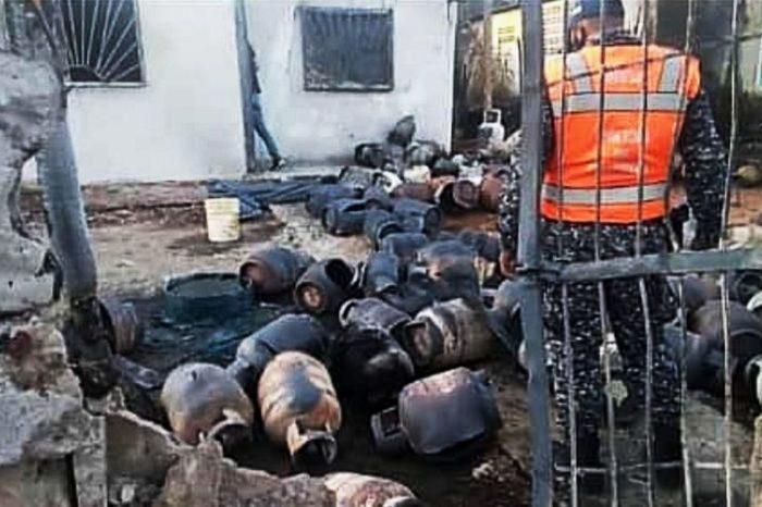 Explosión de gas en Monagas
