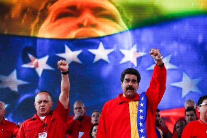 Cabello Maduro Chávez