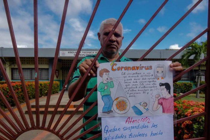 Educacion escuela bolivar clases presenciales