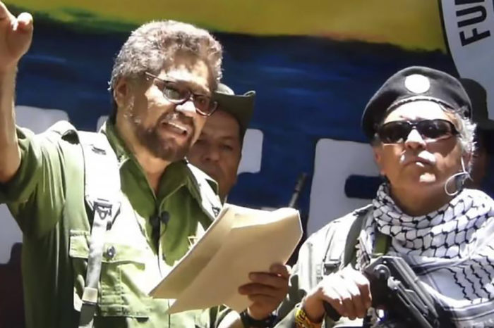 Twitter suspende cuentas de disidentes de las FARC Márquez y Santrich