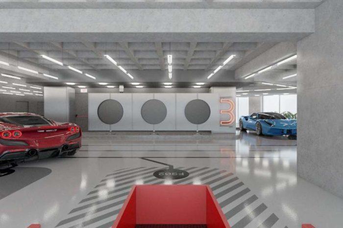 Ferrari con nuevo concesionario