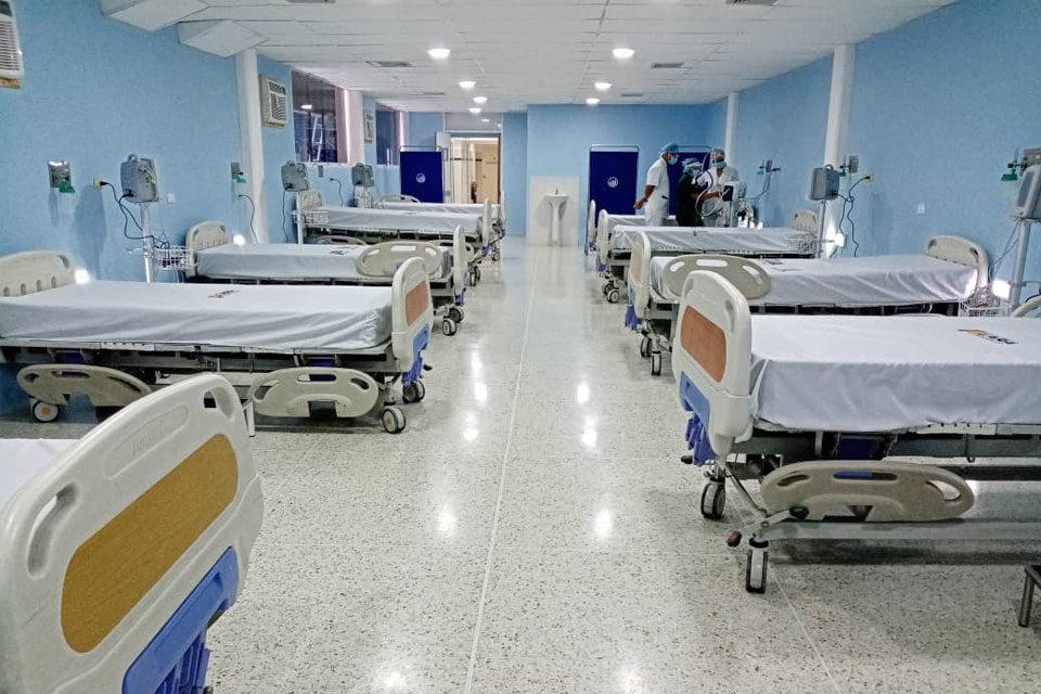 Hospitales de Lara