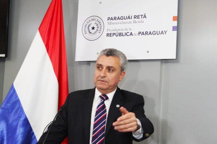Juan Ernesto Villamayor Petropar Paraguay Guaidó