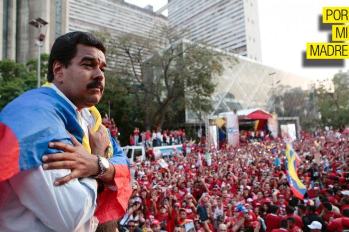Maduro desea cambiar el nombre de Distrito Capital a Caracas