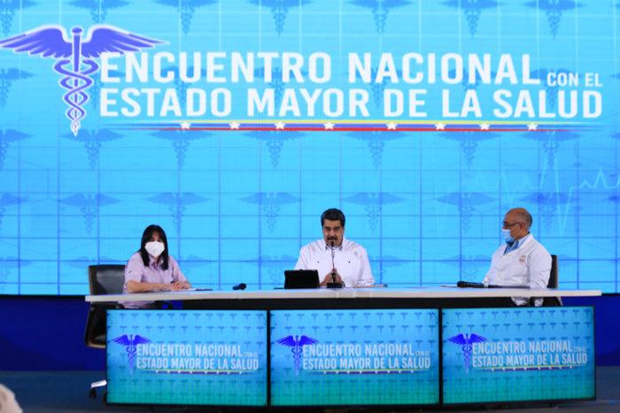 Maduro sobre acceso a las vacunas