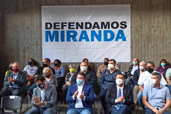 Revivir alcaldía metropolitana, la solución para no dejar a Miranda sin cuatro municipios