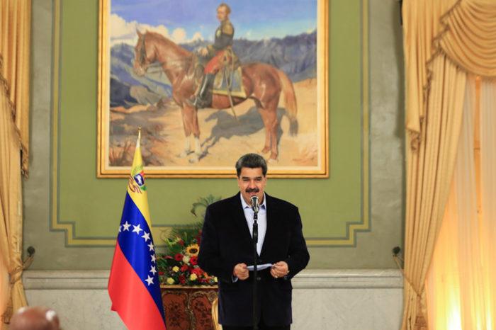 Nicolás Maduro sobre la instalación de la Asamblea Nacional chavista