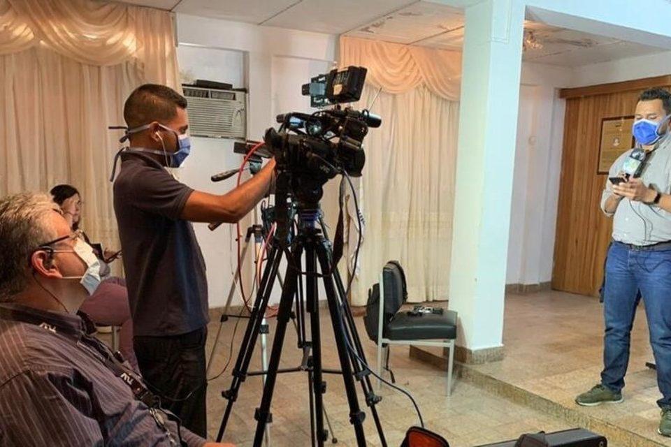 Prensa venezolana VPI VOA ataques