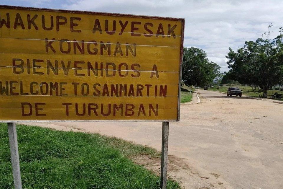 San Martin de Turumban Esequibo Guyana