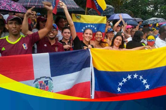 Venezolanos en República Dominicana