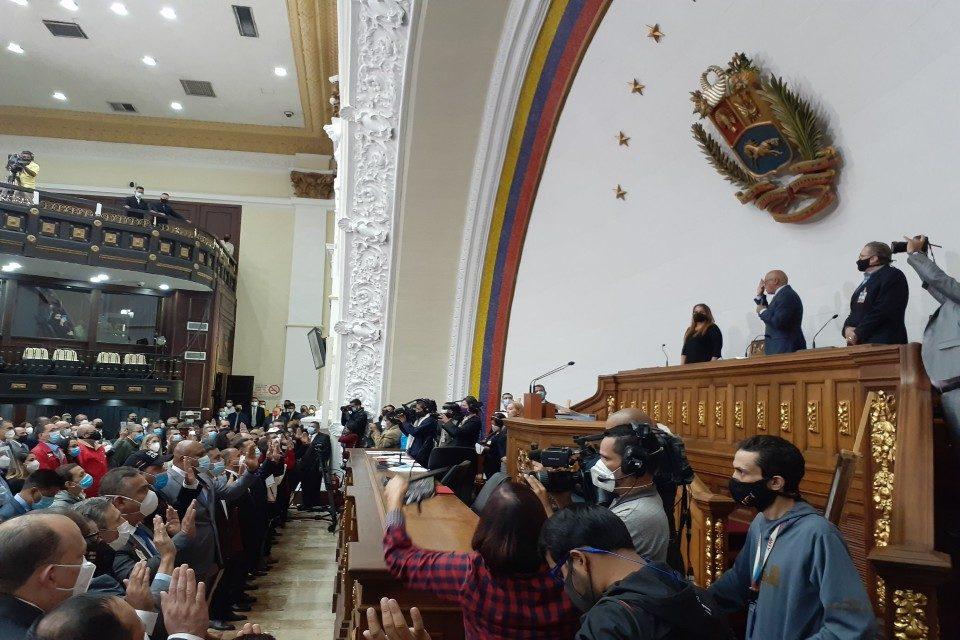 AN de Maduro