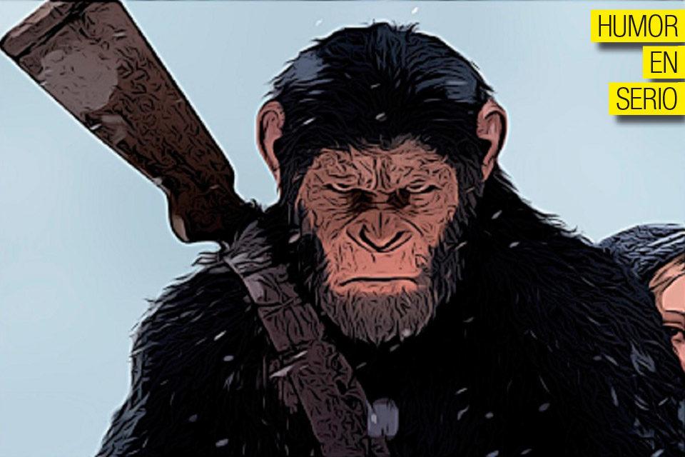 La rebelión de los monos