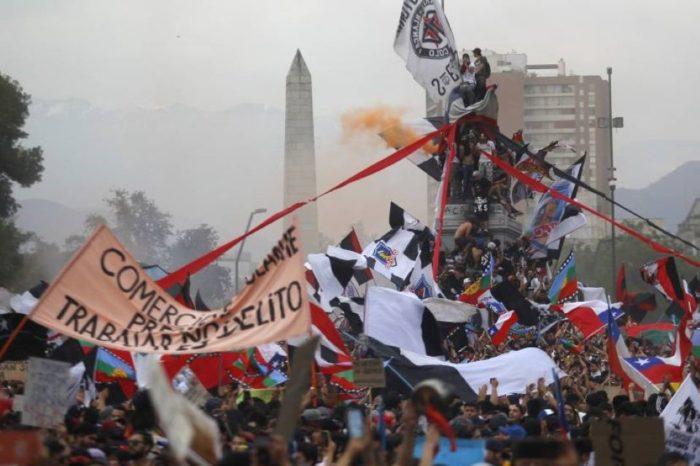 América Latina protestas