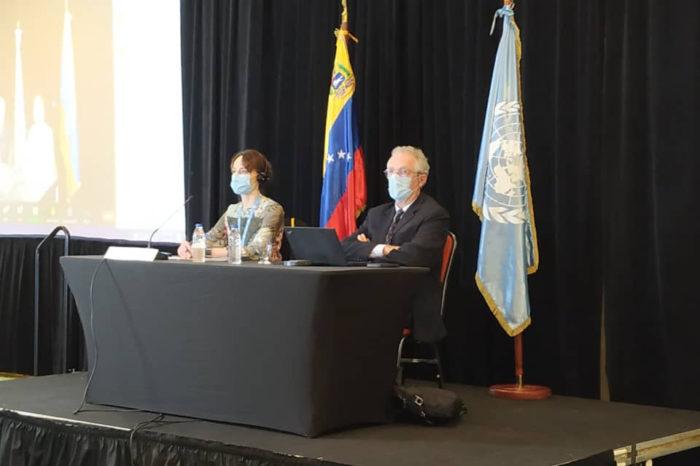 Relatora de la ONU Alena Douhan