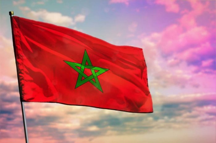 Bandera-de-Marruecos Guaidó
