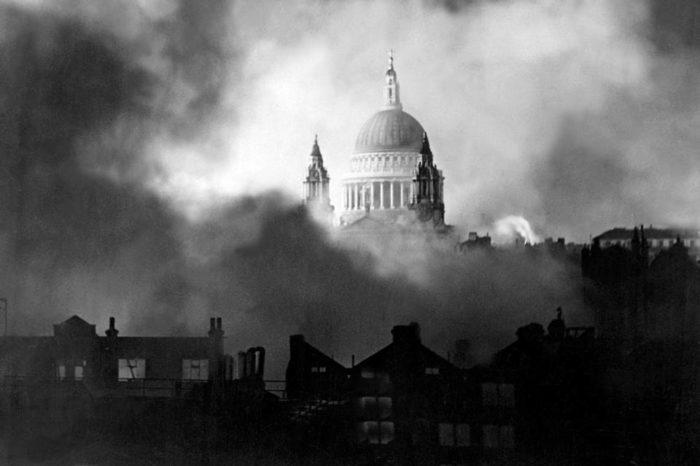 1940 bombardeos Londres