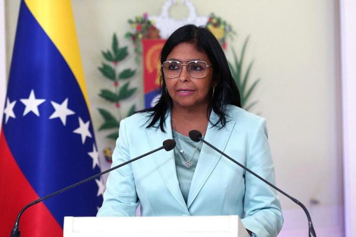Delcy Rodríguez responde a la CIJ Colombia Venezuela FMI