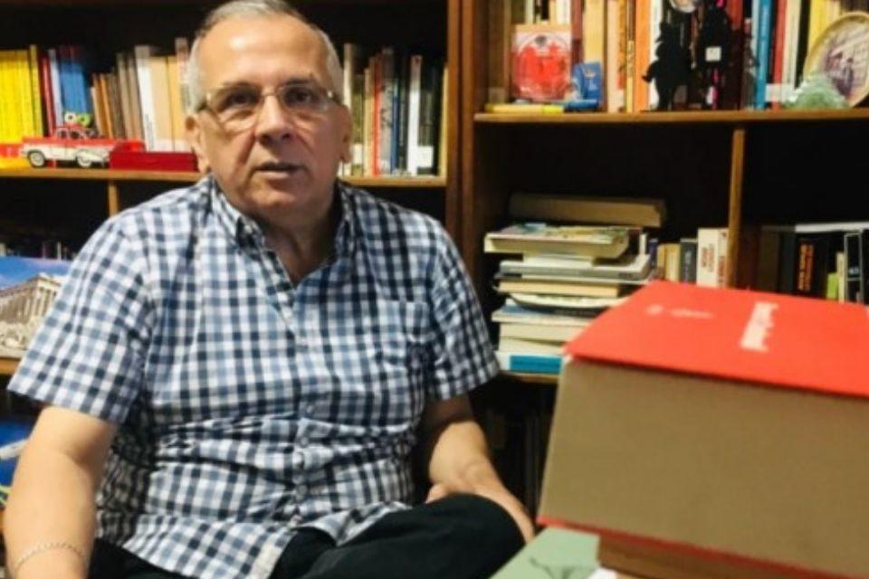 Rodrigo Cabezas ideología