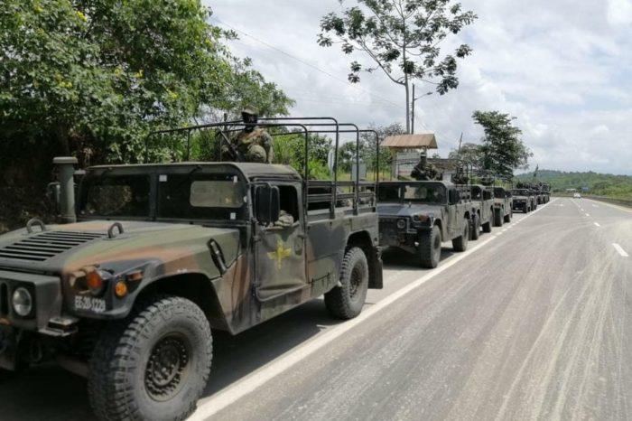 Ecuador frontera Peru migración venezuela