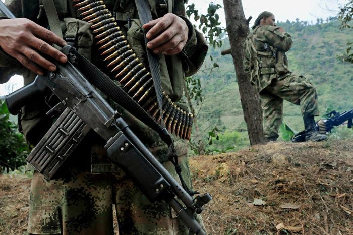 Enfrentamiento FARC Ejército Fundaredes FAN