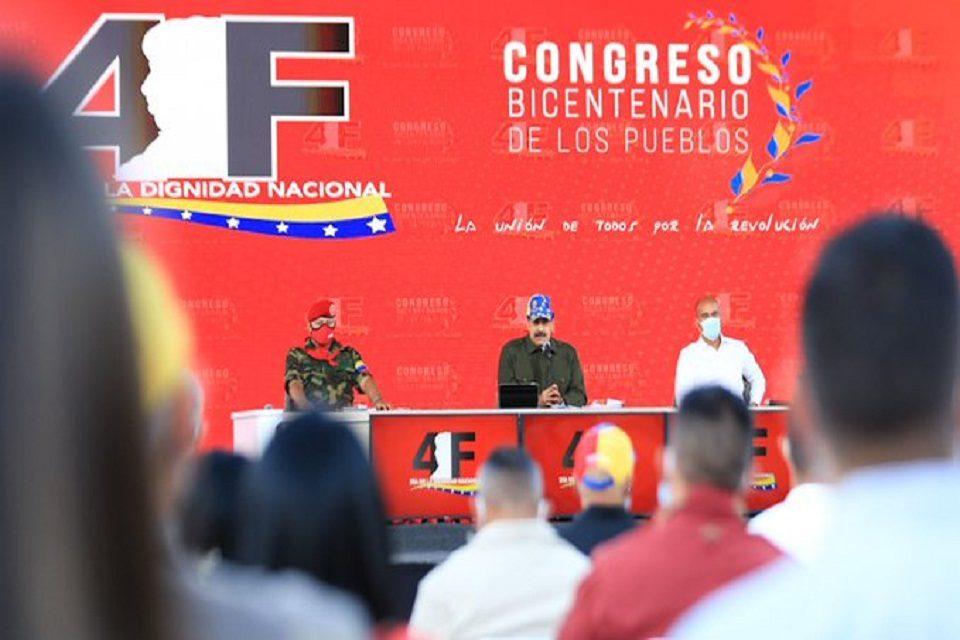 Maduro sobre sindicalistas