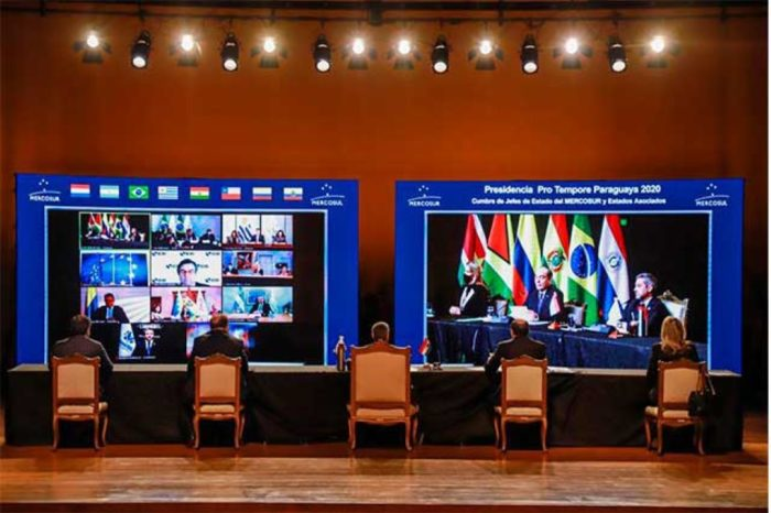 Mercosur reunión 2020