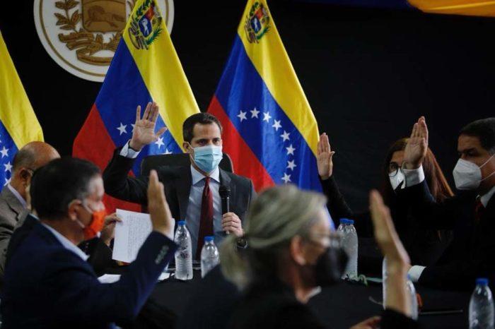 AN de Guaidó vacunas OPS migrantes venezolanos