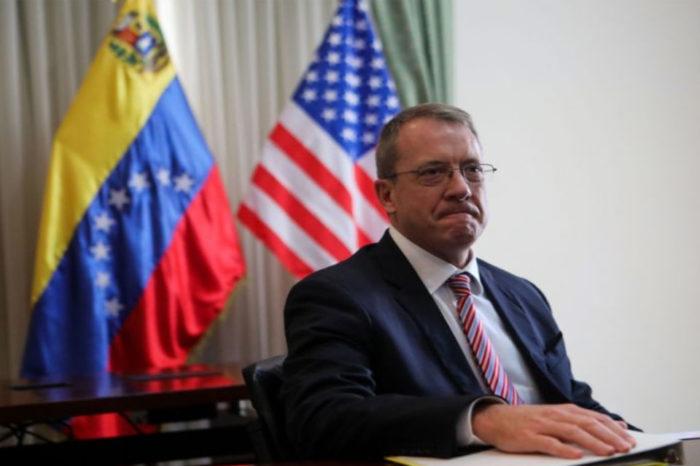 James Story defiende las sanciones contra el chavismo