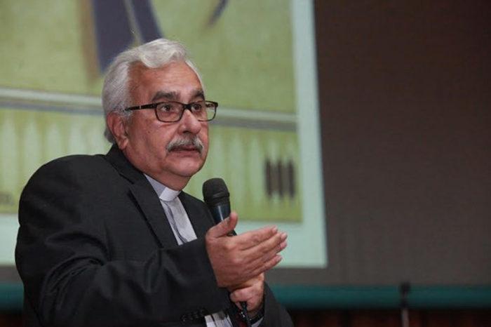 José Virtuoso, rector de la UCAB Ocariz