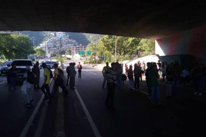 Multas por protestas en Vargas