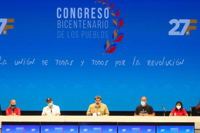 """Maduro pone """"bajo revisión"""" todas las relaciones con España"""