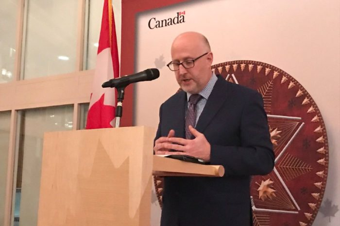 Michael Grant Canada
