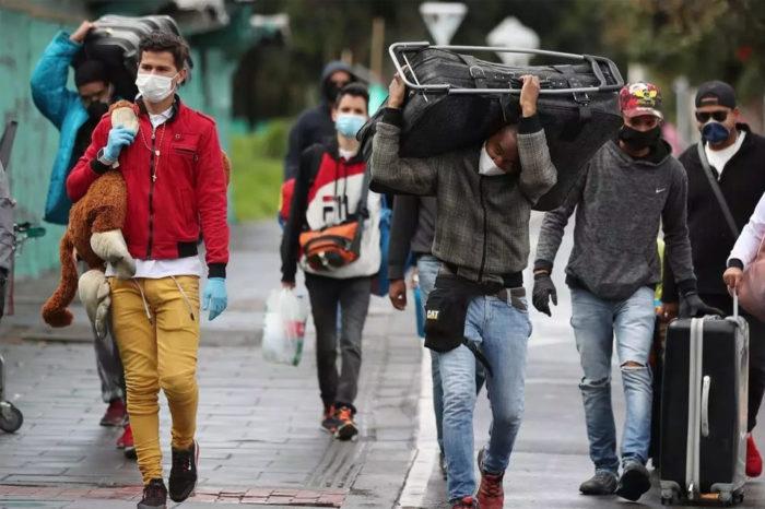 Migración en Pandemia