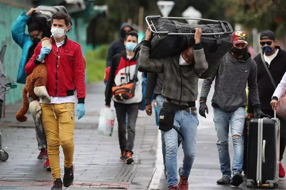Migración en Pandemia Colombia