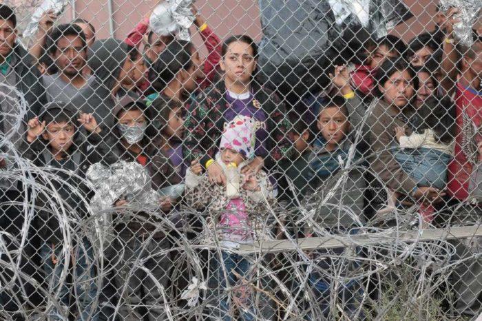 Migrantes centroamericanos EEUU