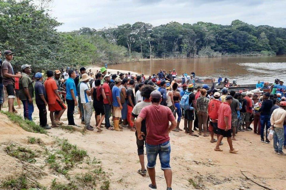 Bolívar Mineros-Correo del Caroní pemón
