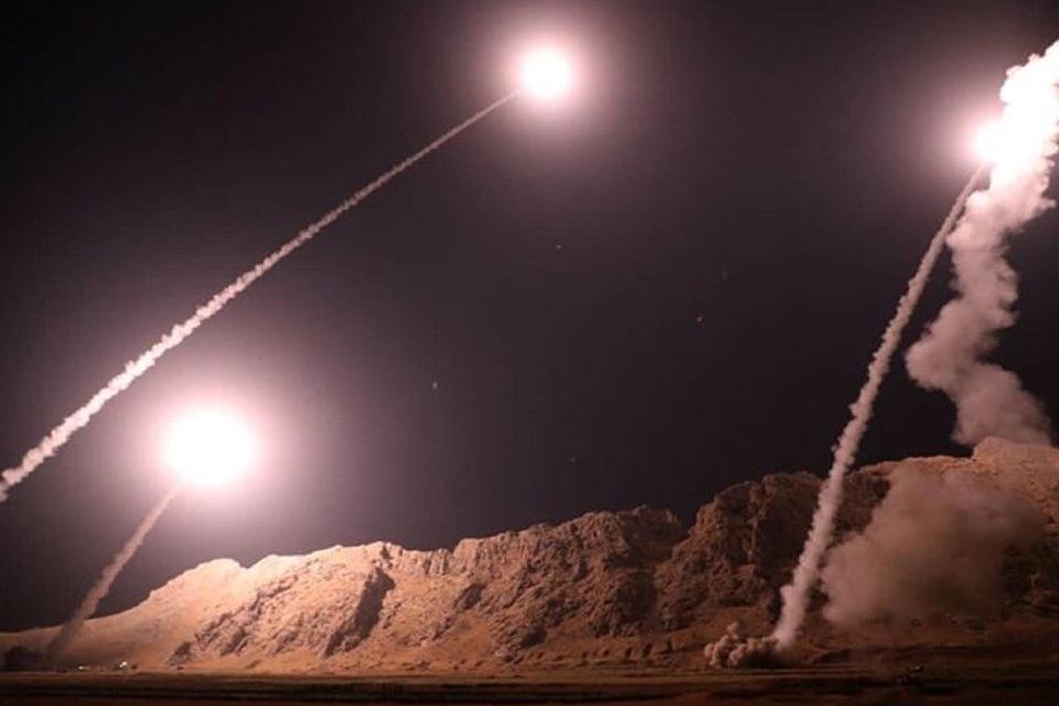 Misiles a Siria