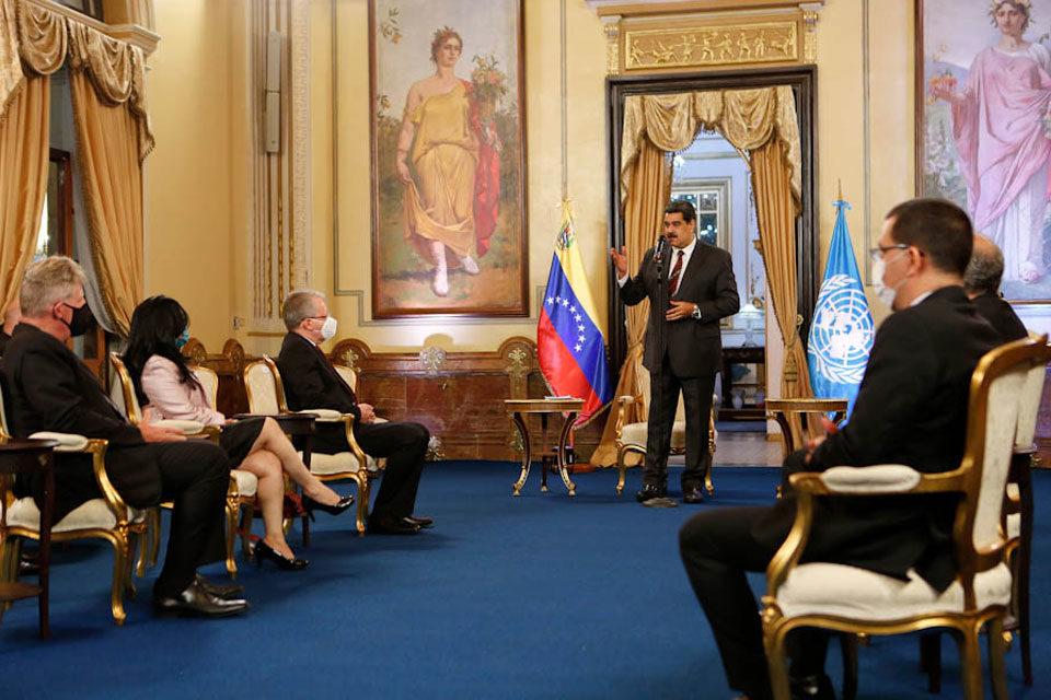 Nicolás Maduro sobre sistema de la ONU