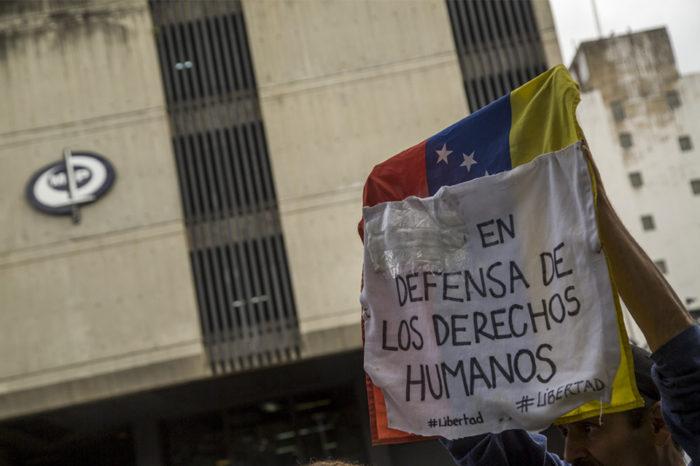 Las ONG Derechos Humanos - defensores de ddhh Misión de Determinación de Hechos persecución