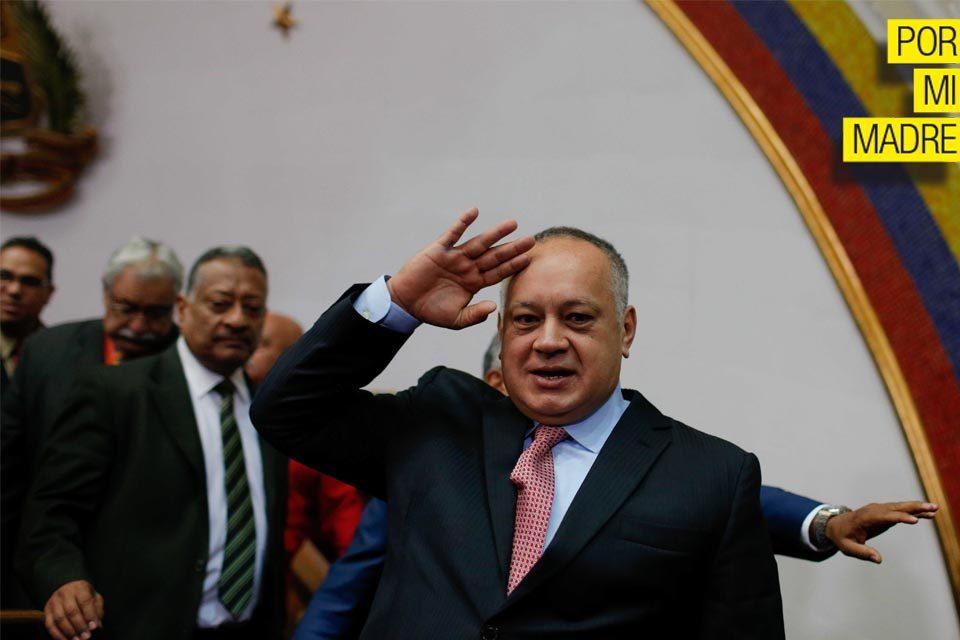 Por Mi Madre Diosdado Cabello Asamblea Nacional