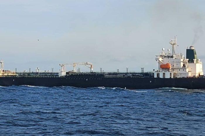 tanquero iraní gasolina