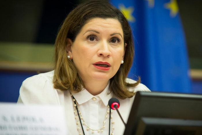 Embajadora de Maduro culpa a Leopoldo López de tensiones con la UE