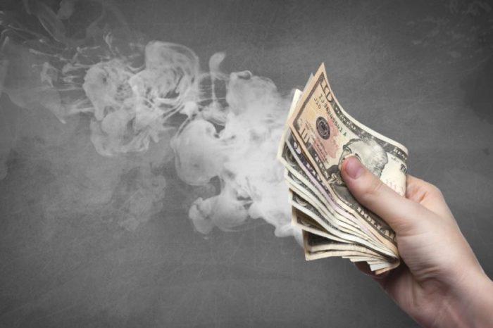 Dinero de droga