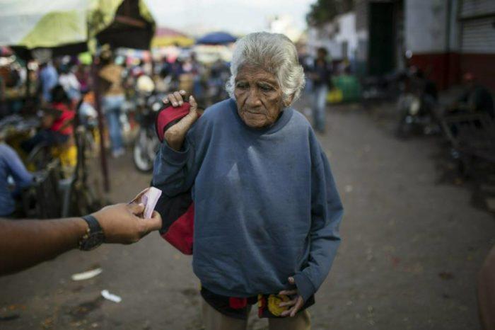 economía miserable venezuela