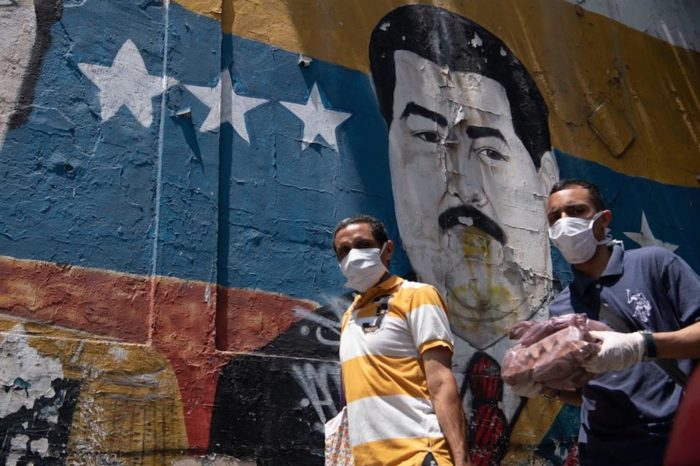 portada venezuela economía maduro sanciones