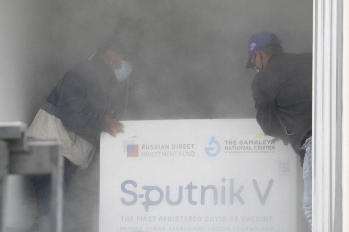 Vacunas Sputnik V