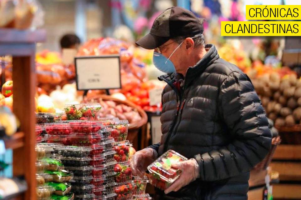 Arma mortal en el supermercado