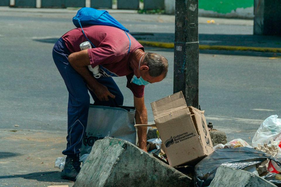 Condiciones de vida-Pobreza